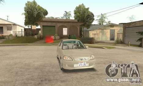 Honda Civic 1998 para GTA San Andreas
