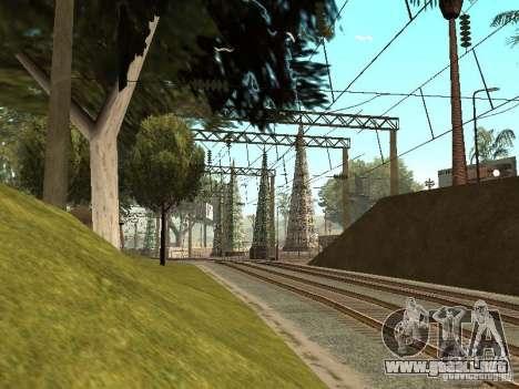 Póngase en contacto con la red 2 para GTA San Andreas sucesivamente de pantalla