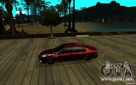 ENB para cualquier ordenador para GTA San Andreas undécima de pantalla
