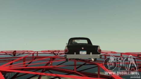 Smith Thunderbolt Mafia II para GTA 4 vista hacia atrás