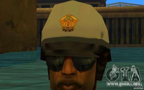 HQ skin lapdm1 para GTA San Andreas segunda pantalla