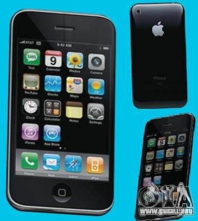 Iphone para GTA San Andreas quinta pantalla