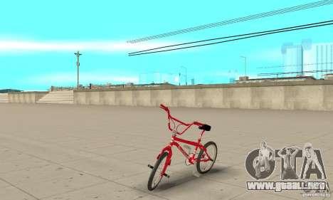 Noxon Jump Bmx para GTA San Andreas