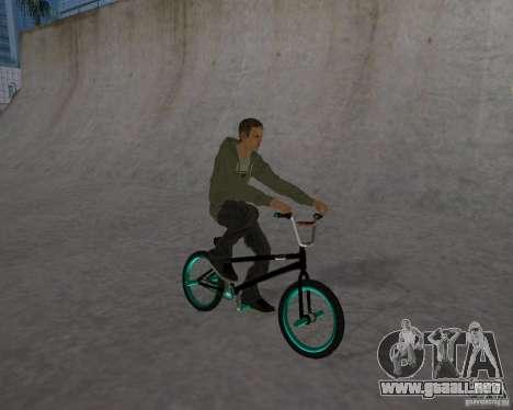 Tony Hawk para GTA San Andreas segunda pantalla