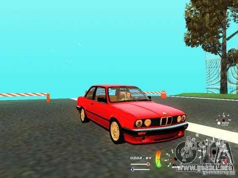 BMW E30 87-91 para GTA San Andreas left