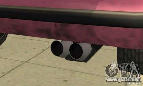 Car Tuning Parts para GTA San Andreas novena de pantalla