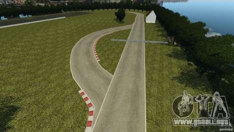 Beginner Course v1.0 para GTA 4 quinta pantalla