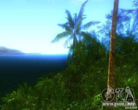 Modificación gráfica global para GTA San Andreas segunda pantalla
