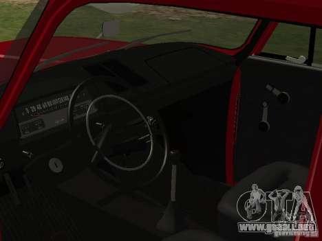IZH 2715 1982 para la visión correcta GTA San Andreas