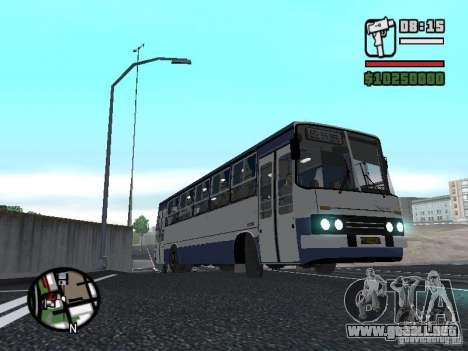 Ikarus 260.27 para GTA San Andreas