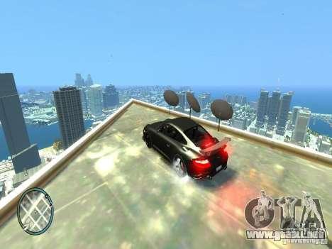 Ruf Rt 12 Final para GTA 4 Vista posterior izquierda
