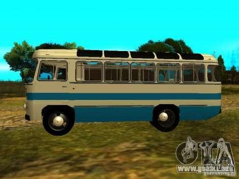 Versión 672.60 del surco para GTA San Andreas left