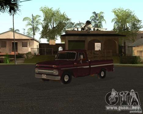Chevrolet C 10 para GTA San Andreas