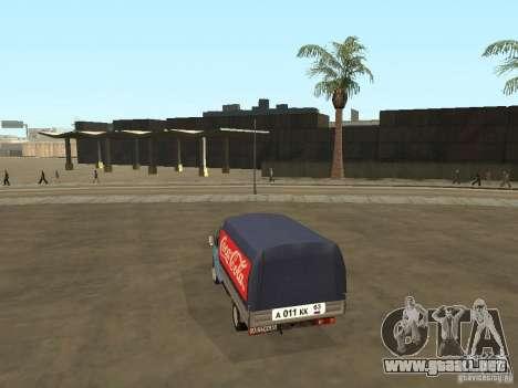 3302 Gacela v.2.0 para GTA San Andreas left