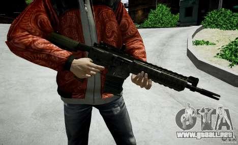 Colt CM901 de MW3 para GTA 4 tercera pantalla