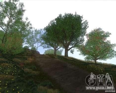 Project Oblivion HQ V1.1 para GTA San Andreas octavo de pantalla