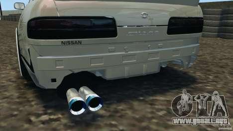 Nissan Silvia S13 DriftKorch [RIV] para GTA 4