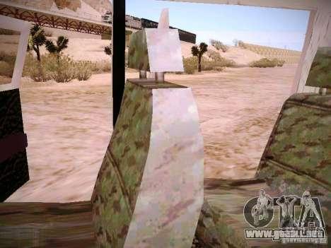 GAS 310231 urgente para la vista superior GTA San Andreas