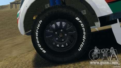 Mitsubishi Montero EVO MPR11 2005 v1.0 [EPM] para GTA 4 vista lateral