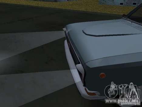 GAZ M24-02 para GTA San Andreas vista posterior izquierda
