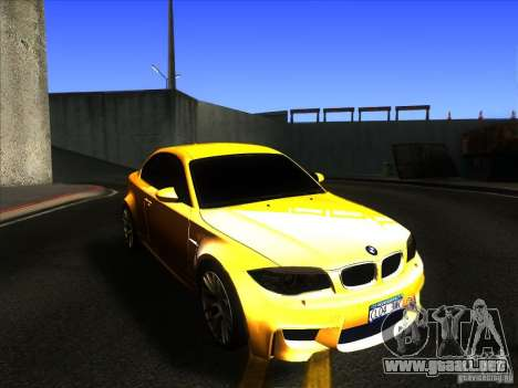 ENBSeries by Fallen v2.0 para GTA San Andreas segunda pantalla