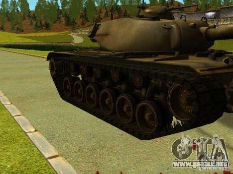 T-110E5 para GTA San Andreas left