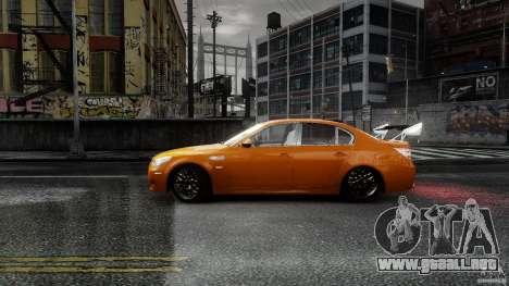 BMW M5 e60 Emre AKIN Edition para GTA 4 left