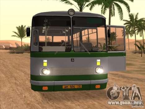 Nuevos scripts para autobuses. 2.0 para GTA San Andreas