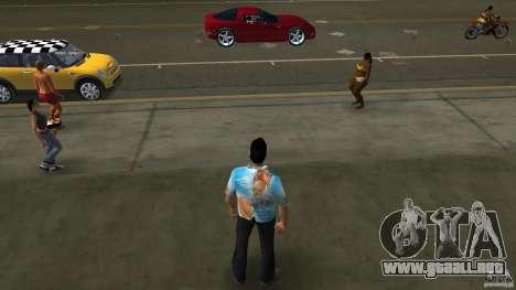 Royo Skin mit Brille para GTA Vice City segunda pantalla