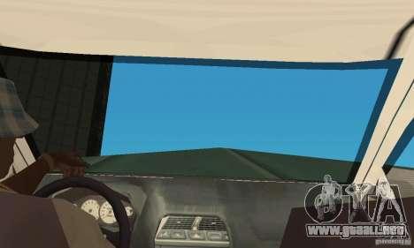 Honda Civic SiR II Tuning para la visión correcta GTA San Andreas