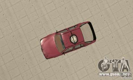 Saab 9000 para la visión correcta GTA San Andreas