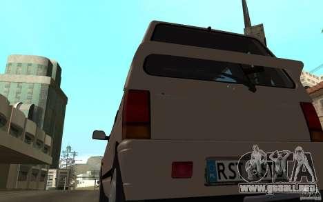 Daewoo Tico SX para la visión correcta GTA San Andreas