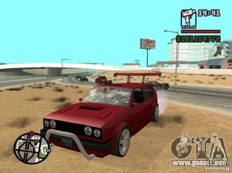 Tun complects para GTA San Andreas tercera pantalla