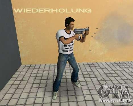 MP5K para GTA Vice City segunda pantalla