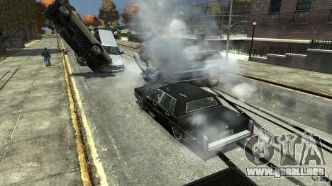 Heavy Car para GTA 4 segundos de pantalla