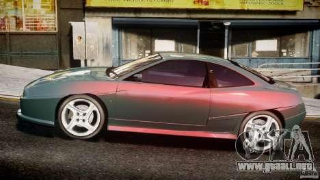 Fiat T20 Coupe para GTA 4 left