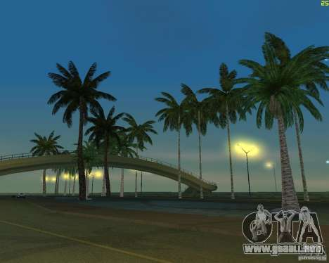 Real palms v2.0 para GTA San Andreas