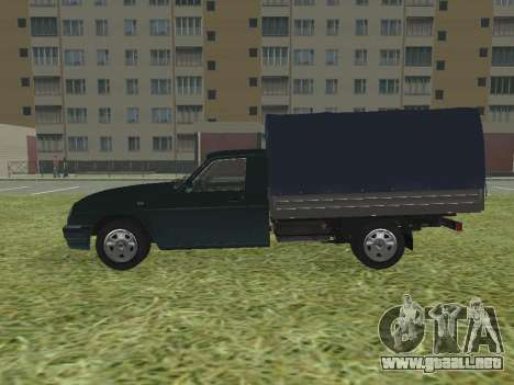 GAS Trofim 17310 para GTA San Andreas left