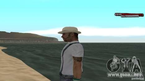 Skin Pack The Rifa Gang HD para GTA San Andreas twelth pantalla