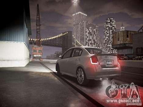 Nissan Sentra SE-R Spec V para GTA 4 left