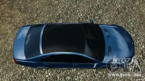 Mercedes-Benz S W221 Wald Black Bison Edition para GTA 4 visión correcta