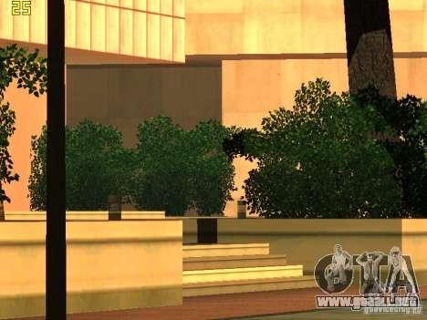 Vegetación perfecta v. 2 para GTA San Andreas séptima pantalla