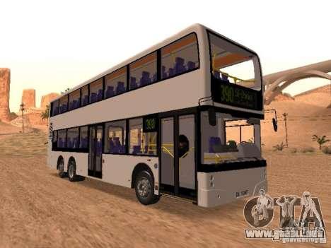 Volvo B7L para GTA San Andreas