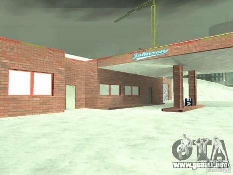 Nieve v 2.0 para GTA San Andreas décimo de pantalla