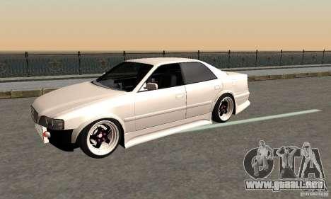 Toyoyta Chaser jzx100 para GTA San Andreas