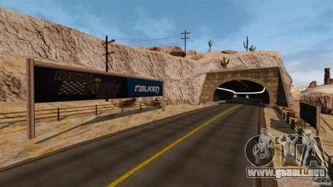 Ambush Canyon para GTA 4 novena de pantalla