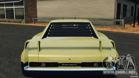 New Dukes para GTA 4 interior