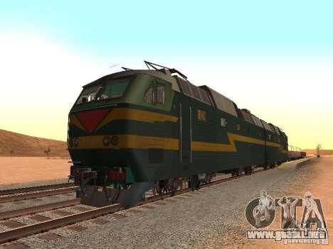 233 Cs7 para GTA San Andreas