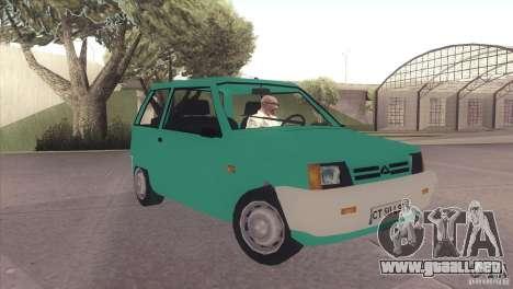 Dacia 500 Lastun para GTA San Andreas left