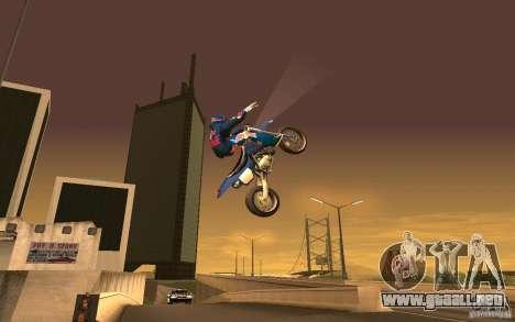 Red Bull Clothes v1.0 para GTA San Andreas décimo de pantalla